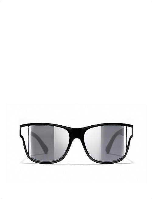 cddaa03544a CHANEL - Sunglasses - Accessories - Womens - Selfridges