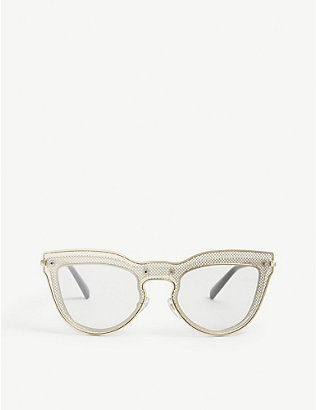 VALENTINO GARAVANI: VA 2018 cat eye sunglasses