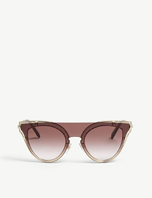 VALENTINO VA2020 cat-eye-frame sunglasses