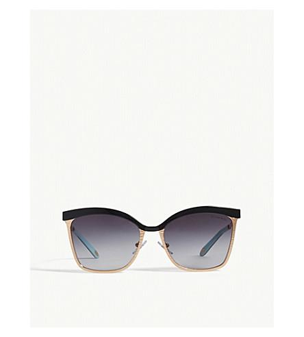 ca09a9f543a TIFFANY   CO - Tf3060 square-frame sunglasses