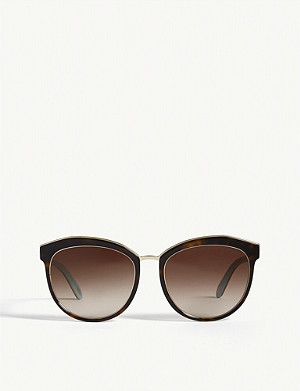 TIFFANY & CO Tf4146 Phantos Havana sunglasses