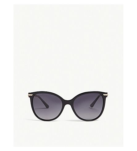 ace4fdd9378e2 BVLGARI - Bv8201b round-frame sunglasses
