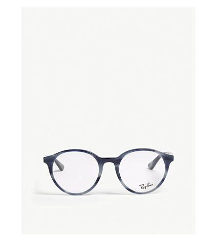 1fb1fdb6fb6 ... RAY-BAN Butterfly-frame optical glasses (Grey. PreviousNext