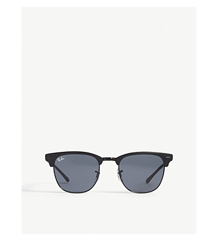 16406722d2a ... RAY-BAN Clubmaster sunglasses 0RB3716 (Black. PreviousNext