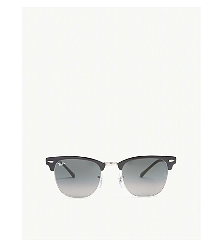 b058048afe1d ... where to buy ray ban rb3716 square frame sunglasses black. previousnext  8d811 0d484