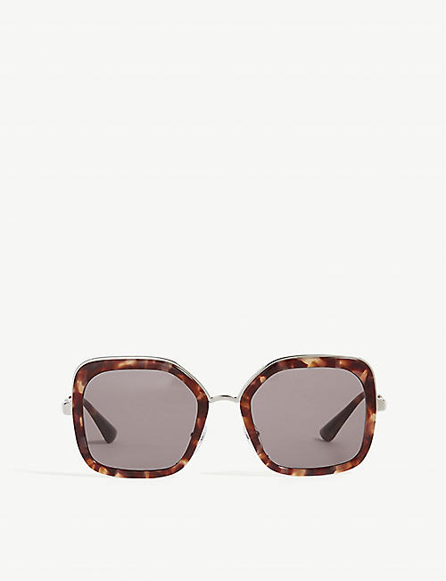 PRADA PR57US square-frame sunglasses