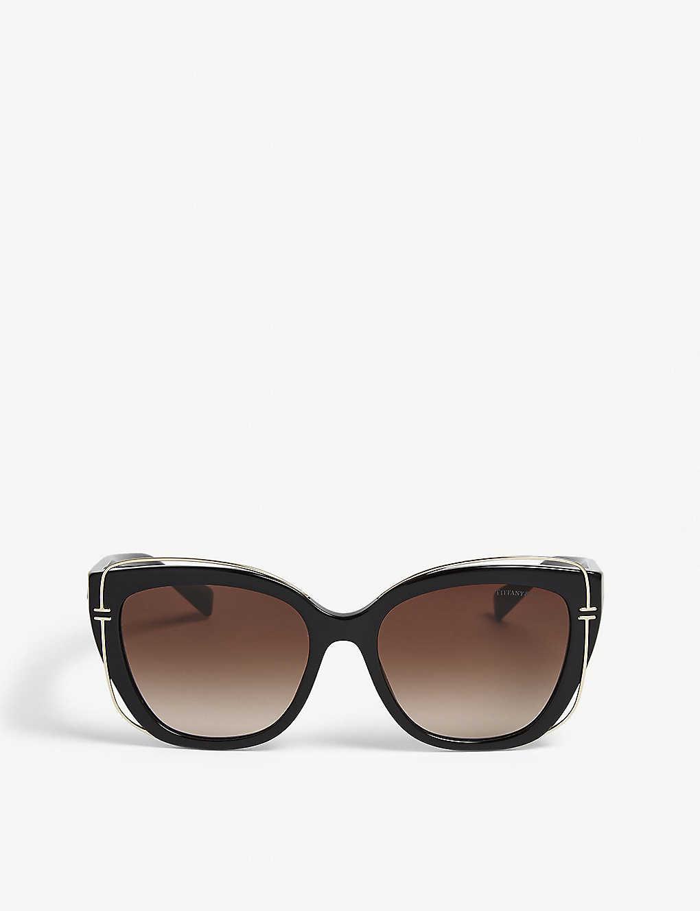 7310716ef9b39 TIFFANY   CO - TF4148 cat-eye-frame sunglasses