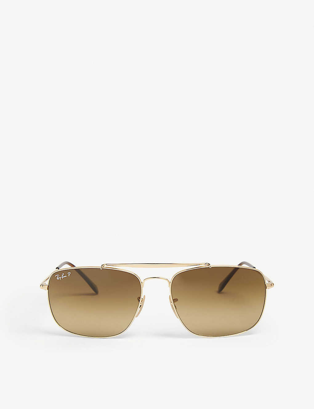 966b66901c RAY-BAN - RB3560 The Colonel square-frame sunglasses