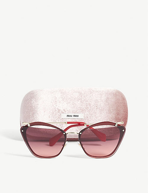 3f05ae2fb5be MIU MIU - Sunglasses - Accessories - Womens - Selfridges