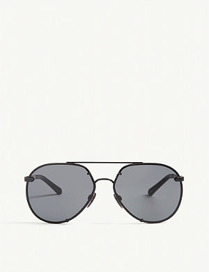 104e1038511 BURBERRY - BE3090 aviator sunglasses