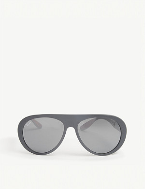 RAY-BAN Rb4310 pilot sunglasses