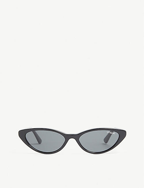 f58048dd02 VOGUE Gigi Hadid V05237s cat-eye sunglasses