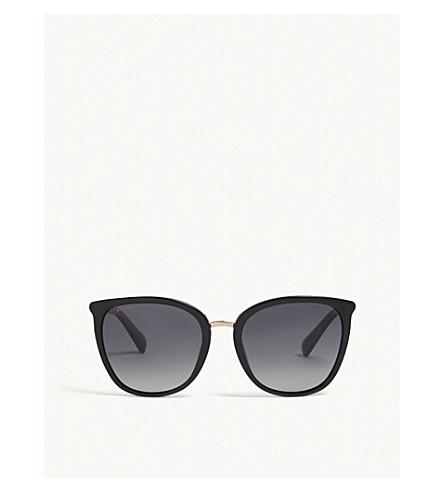 9a459b6f05eb0 BVLGARI - Bv8205kb square-frame sunglasses