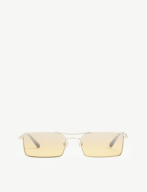 VOGUE Gigi Hadid VO4106S rectangle-frame sunglasses