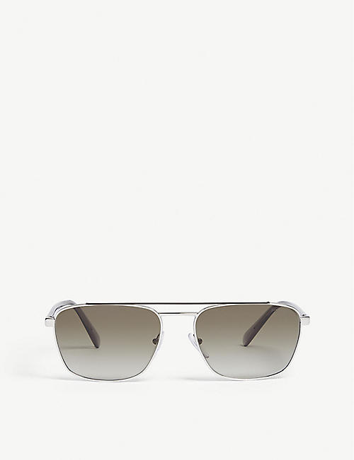 PRADA: PR61US pillow sunglasses