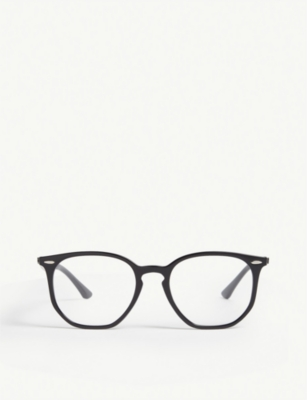 RAY-BAN RB7151 square-frame glasses