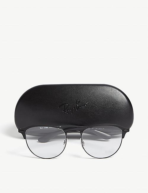 9df59b136c178 RAY-BAN RB3596-V Liteforce square-frame glasses