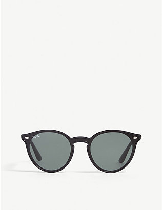 RAY-BAN: RB4380 cat-eye-frame sunglasses