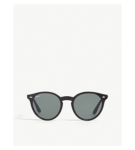 5eea4126cd1 RAY-BAN RB4380 cat-eye-frame sunglasses (Black