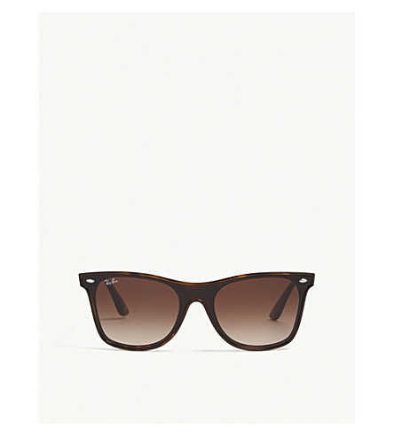 65e619015c3 RAY-BAN - RB4440 square-frame sunglasses