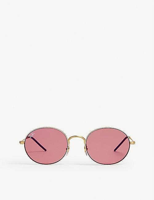 Ray Ban Sunglasses - Aviators   Wayfarers   Selfridges 01376d17415