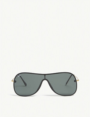 RAY-BAN RB4311 aviator sunglasses
