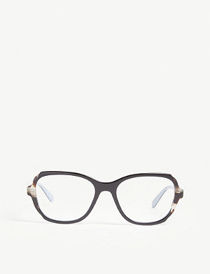 PRADA Pr03vv square-frame glasses