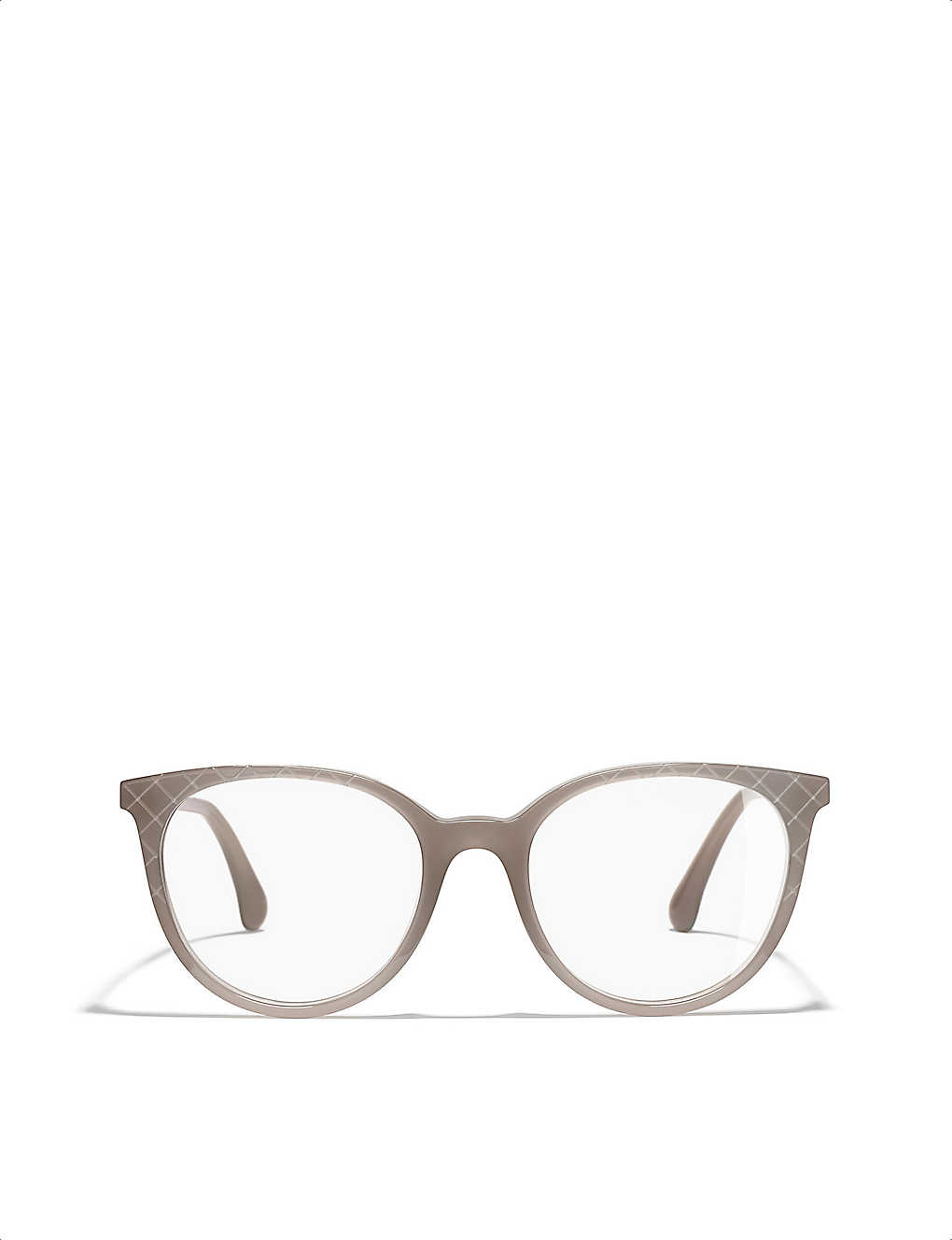 d154ddb4d71f7 CH3378 Pantos glasses - Taupe ...
