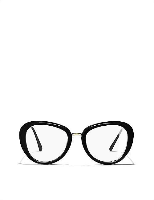 ea7cf1348e72 CHANEL 3380 oval glasses frames