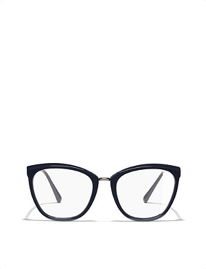 CHANEL 0ch3381 cat-eye glasses
