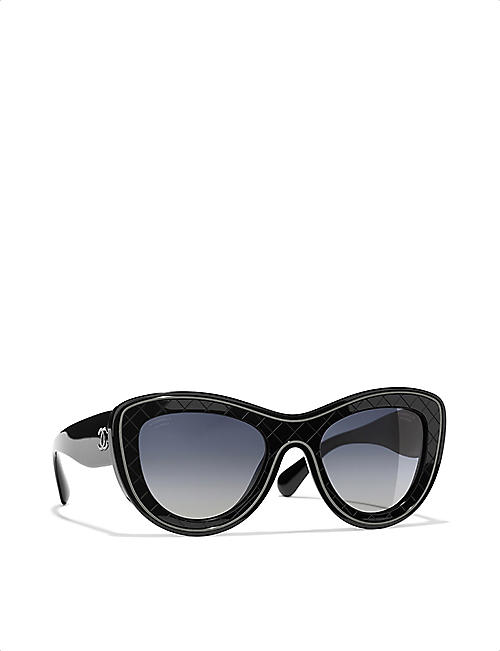 a3258ab538e65 CHANEL - Sunglasses - Fine Accessories - Jewellery   Watches ...