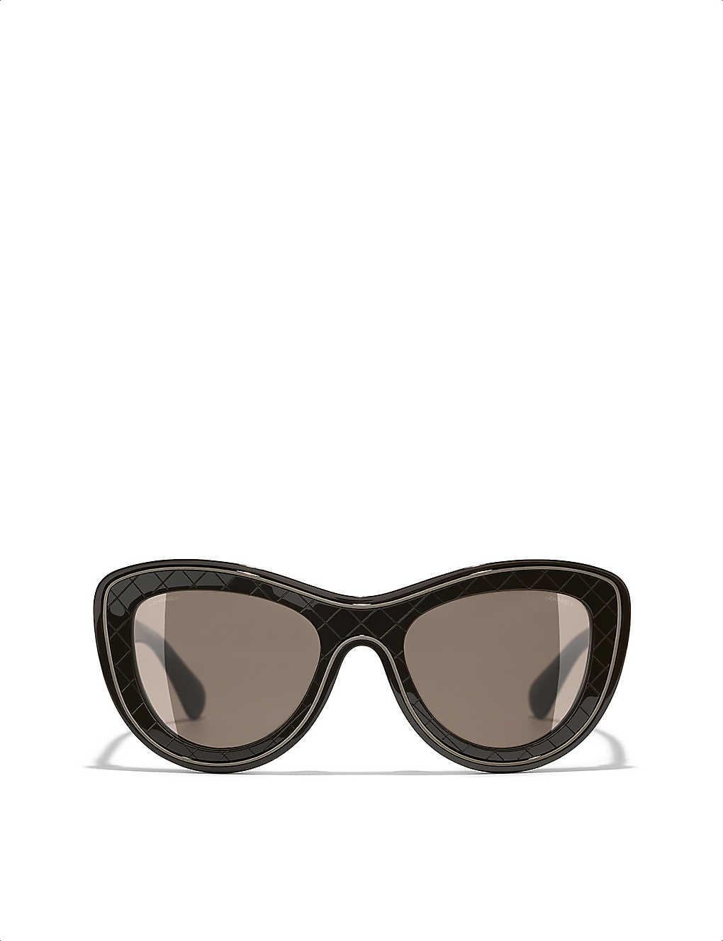 d1e12e89539a CHANEL - Butterfly sunglasses | Selfridges.com
