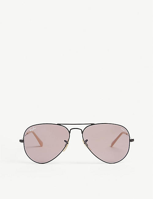 c3deb8f474 RAY-BAN Aviator Evolve aviator-frame sunglasses