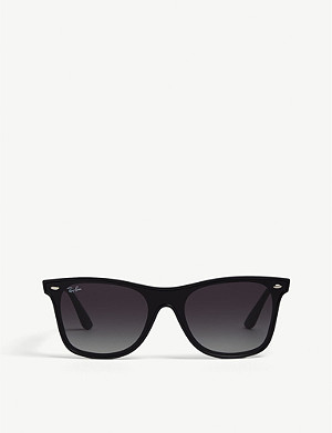 RAY-BAN 0RB4440N Blaze Wayfarer sunglasses