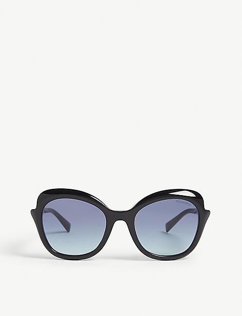 00b3281304 TIFFANY   CO Tf4154 square-frame sunglasses