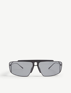 e18e4494db395 PRADA · 0pr 50vs rectangular sunglasses