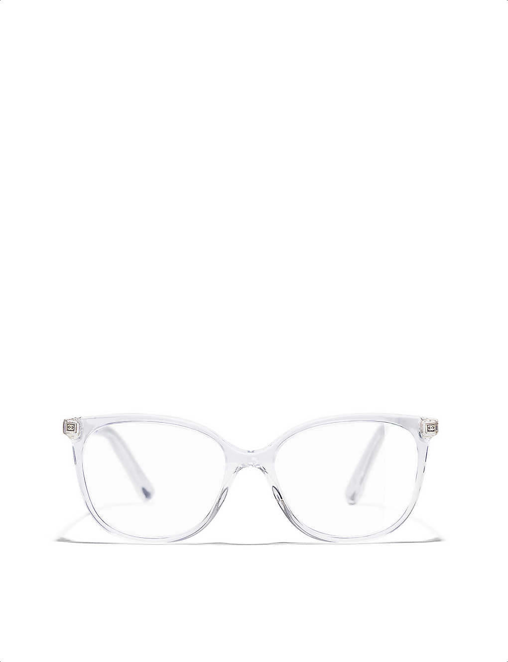 6fcecdeee4516 0ch3383 clear-frame glasses - Clear ...