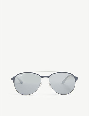 RAY-BAN Rb3606 pilot sunglasses
