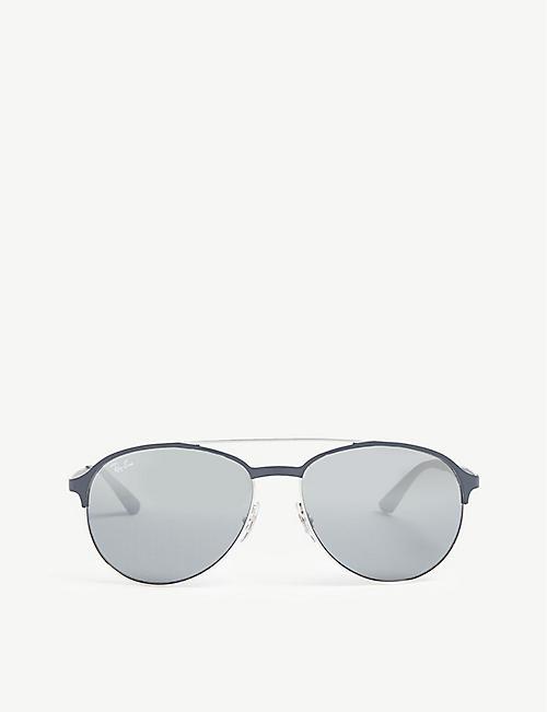 47b8b53bd47 Ray Ban Sunglasses - Aviators   Wayfarers
