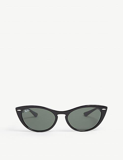 830d928f3c RAY-BAN - RB4314 Nina cat-eye-frame sunglasses