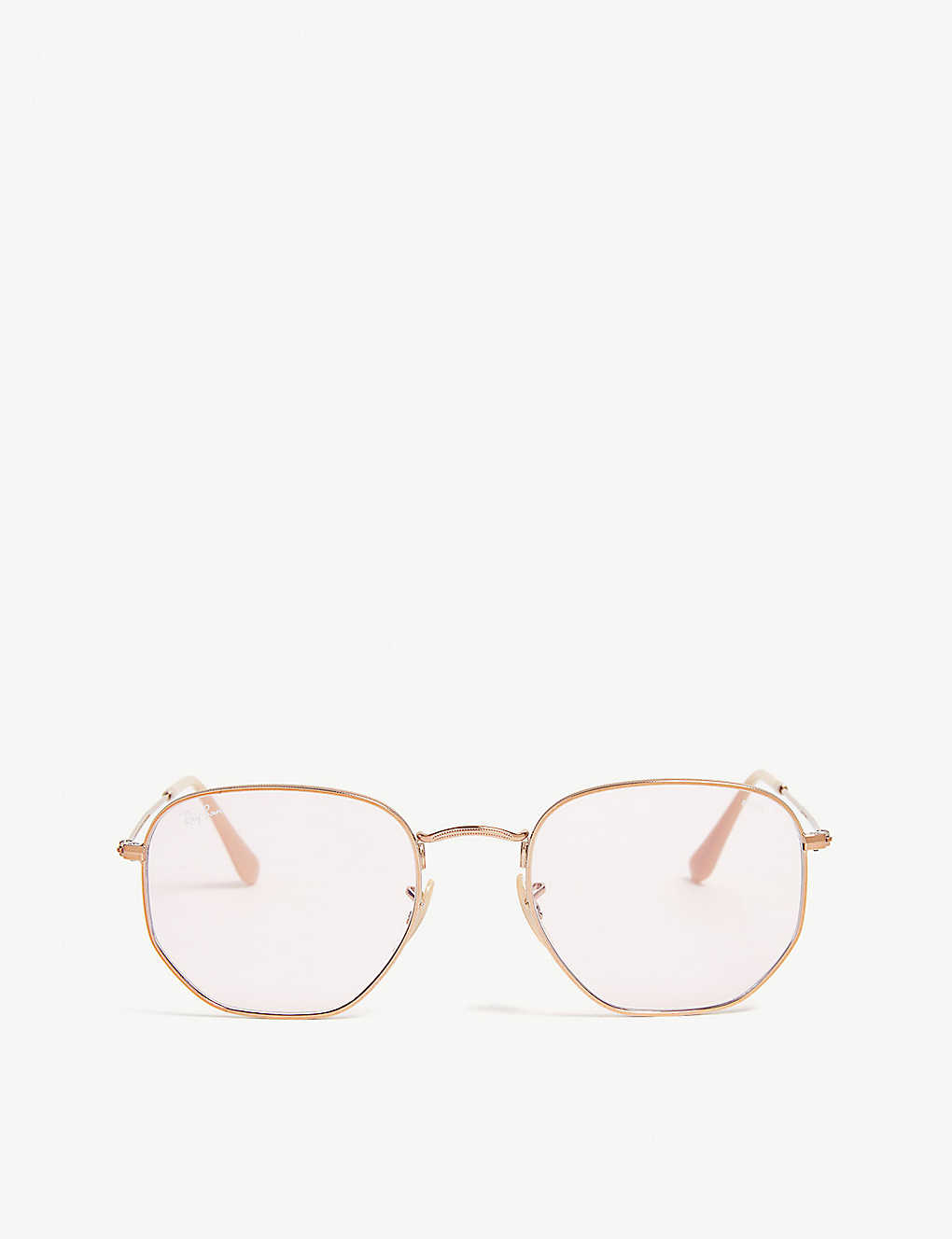 RAY-BAN: RB3548 square-frame sunglasses