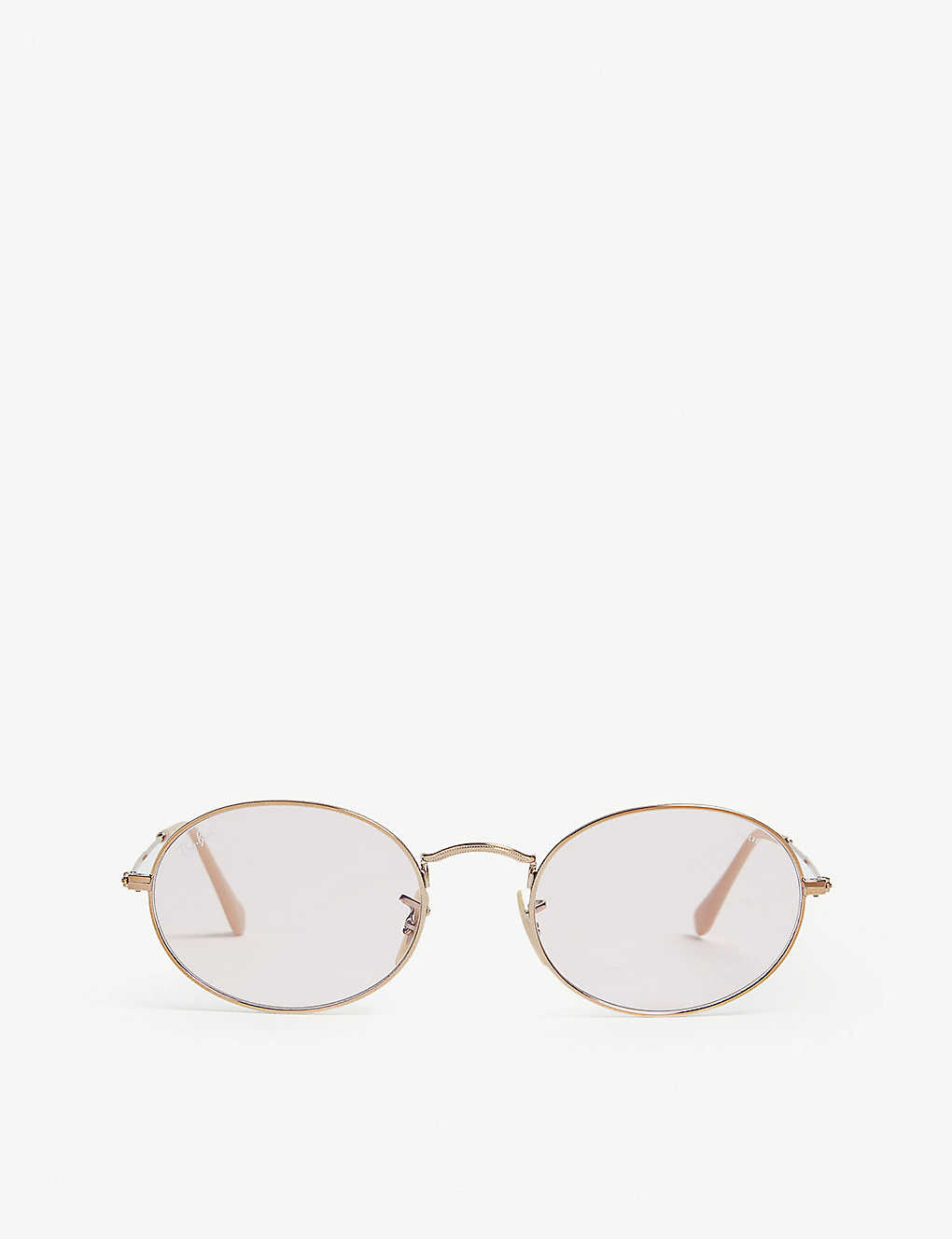 RAY-BAN: Oval sunglasses
