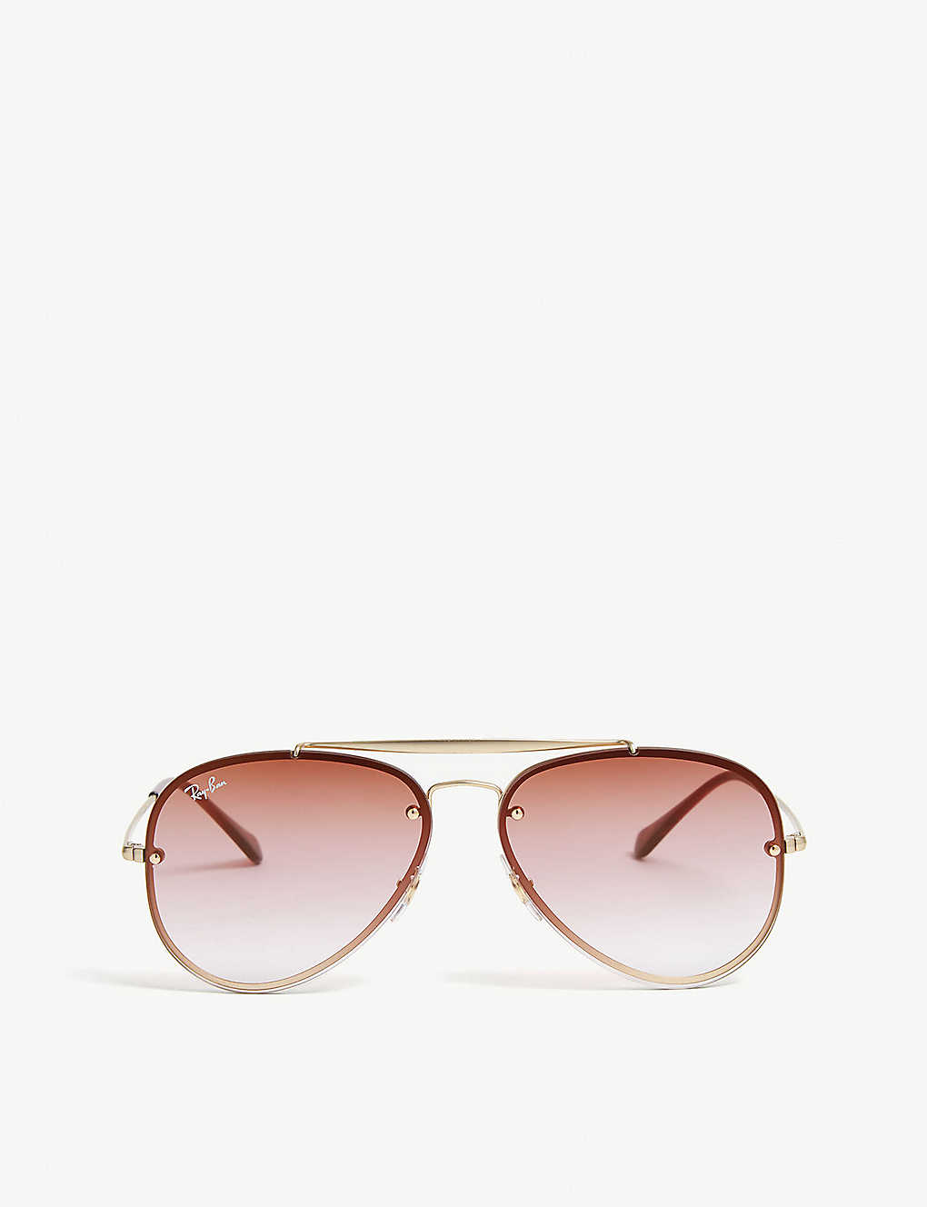 85d089c5c26d RAY-BAN - Rb3584N aviator-frame sunglasses