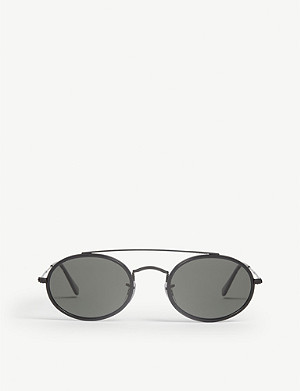 RAY-BAN RB4314 Nina cat-eye-frame sunglasses