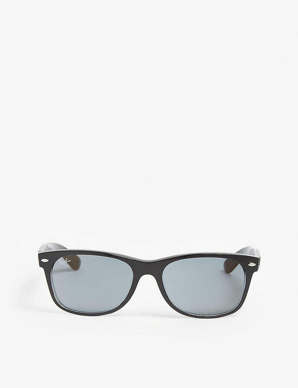 28332f1f66 RB2132 New Wayfarer sunglasses - Black ...