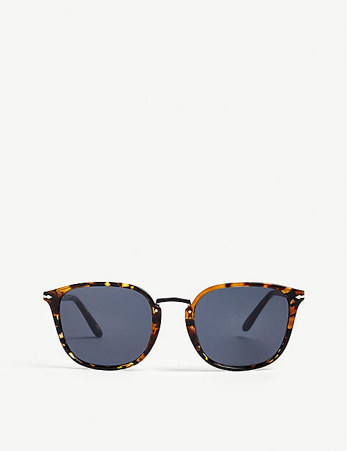 60087b1c82a0f PERSOL Square frame sunglasses
