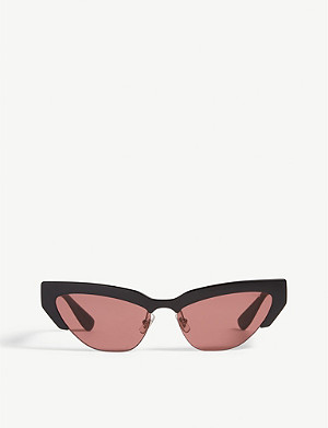 MIU MIU Mu 04US 59 cat eye-frame sunglasses