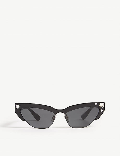53ac6842f67 MIU MIU - Sunglasses - Accessories - Womens - Selfridges