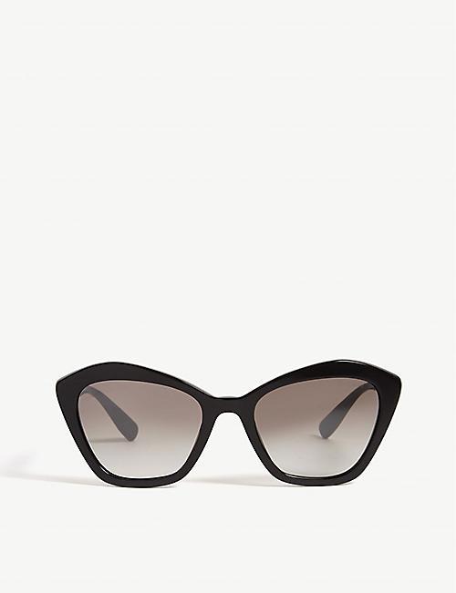 51c503ed2ee MIU MIU - Cat eye - Sunglasses - Accessories - Womens - Selfridges ...