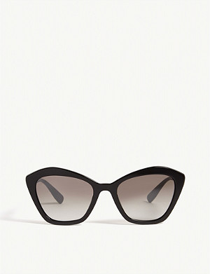 MIU MIU MU05U cat-eye-frame sunglasses